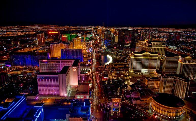 Vegas Goes Green